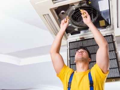affordable commercial HVAC raleigh NC